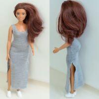 Curvy Barbie  dress/ dress for fashionistas curvy Barbie/ curvy Barbie clothes