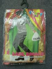 SMIFFYS Bank Robber Costume Size Medium NEW in PACK