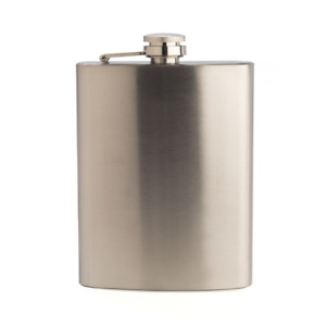 Plain Flask 8oz