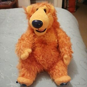Bear In The Big Blue Blue House Bear Plush Toy