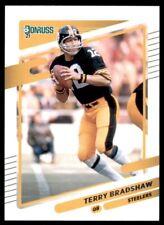 2021 Donruss Base #23 Terry Bradshaw - Pittsburgh Steelers