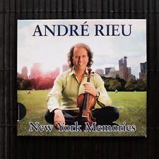 ANDRE RIEU - NEW YORK MEMORIES - CD (digipack)