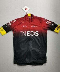 Castelli X Team Ineos Limited Edition Egan Bernal Tour De France Jersey Large