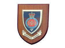 Grenadier Guards Military Shield Wall Plaque