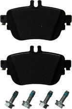 Disc Brake Pad Set Rear WD Express 520 33103 001