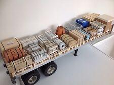 Échelle 1/14 palettes charge complète pour répondre à Tamiya camion remorque