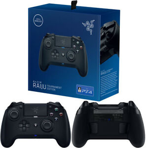 Razer Raiju Tournament Edition PS4 & PC Wireless and Wired Gaming Controller