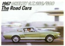 SHELBY MUSTANG 1967 Sales Brochure 67