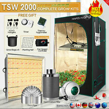 Mars Hydro Grow kit+LED grow Light Full Spectrum +Grow Tent Fan Carbon Filter