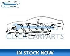 Vauxhall Vectra B MK1 1995-2002 Rear Exhaust Box Silencer