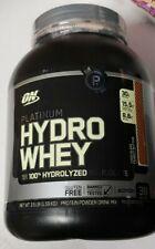 OPTIMUM NUTRITION HYDRA WHEY - 3.5 lbs - Chocolate PB - READ AD - EXP 12/2021