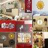 Modern Wall Stickers 3D Mirror Vinyl Removable Decal Room Home Decor Art DIY