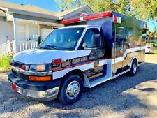 2008 Chevy G3500 6.6L Diesel Type Iii Ambulance