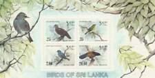 Sri Lanka postfris 1983 MNH Block 22 - Vogels / Birds (X110)