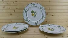Ceralene EDELWEISS (4) Dinner Plates |Raynaud - Limoges France