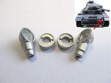 Mato 1/16 Rc German Panzer Iii Tank Metal Headlight Mt105