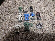 Vintage Ral Partha Battletech Mini Lot 9.5 Figures Mechs painted 1986-91