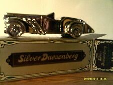 Vtg1970 Avon Silver Duesenberg Wild Country After Shave-New In Box-Free Shipping