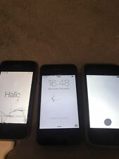 2X Apple iPhone 4s  and 1 Apple iPhone 4 - 8G
