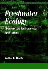 Freshwater Ecology:Concepts and Environmental Applications NEWHC Walter K. Dodds
