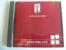 DED GOOD MUSIC ASSEMBLAGE SCARGILL OLDROYD RARE LIBRARY SOUNDS MUSIC CD