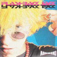 "Adamski - Flashback Jack 7"" MCA1459 – Ex"