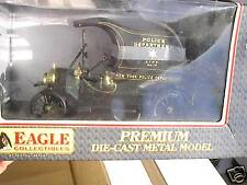 EAGLE COLLECTIBLES FORD MODEL T PADDY WAGON 1/18 NIB!!!