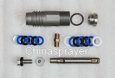 Pump Cylinder, piston ASSY, upper and lower seals, packing nut. Aftermarket
