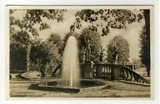 AK Hannover, Herrenhausen, Im großen Garten, 1934 Foto-AK