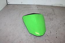 2012 KAWASAKI NINJA ZX6R ZX600R GREEN REAR BACK SEAT SOLO COWL FAIRING COVER