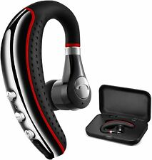 Bluetooth Headset 5.0,High-Fidelity Audio Wireless Bluetooth Earpiece Hands Free