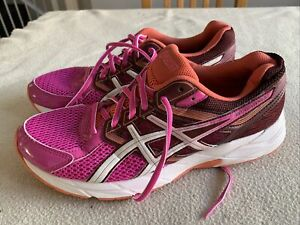 Women's Asics Gel Contend 3 Running Fitness Trainers Size Uk8