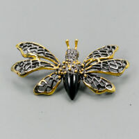 Handmade Natural Spinel 925 Sterling Silver Brooch /NB07862
