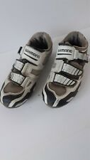 Shimano M240 MTB/Cyclocross SPD shoes, size 44, Used.