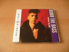 Maxi CD Bomb the Bass - Winter in July - 1991