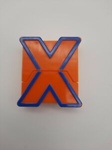 """Lakeshore Alpha Bots Replacement Letter  """"X""""  Transforms to Robot"""