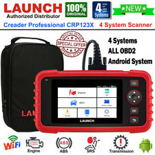 Launch X431 Crp123x Obd2 Car Scanner Auto Diagnostic Tool Scan Abs Srs Engine At