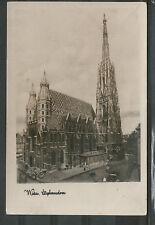 Zwischenkriegszeit (1918-39) Echtfotos aus Wien