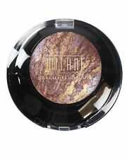 615 FUSION MILANI MARBLEIZED BAKED EYESHADOW WET DRY PURPLE GOLD PLUM RETIRED