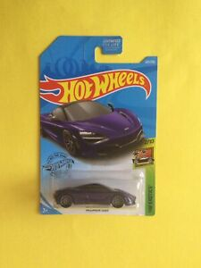Hot Wheels McLaren 720S HW Exotics #221/250 NEW Purple