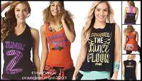 ZUMBA INSTRUCTOR ZIN Top,Tank,Racerback,Tee,Shirt - 3 Different Styles S M L XL