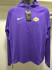 NEW Nike Los Angeles Lakers - women's Purple Dri-Fit Pullover 2XL, M, 3XL