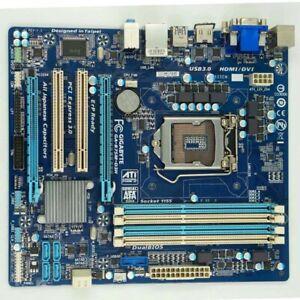 GIGABYTE GA-B75M -D3H rev. LGA 1155, Intel Motherboard intel G620 4GB DDR3 MATX