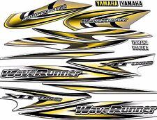 2003 YAMAHA 800XLT  DECAL KIT 800 XLT GRAPHICS WAVERUNNER YELLOW