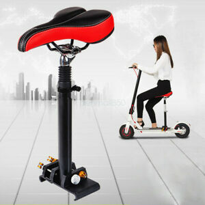 Adjustable Electric Scooter Comfort Seat Saddle For Xiaomi M365 Scooter Durable
