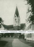 Günzburg an der Donau - Alte Pfarrkirche St. Martin - um 1925        U 25-4