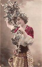 B39120  belle Famme Lady 1907