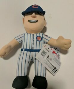 FOCO MLB Genuine Merchandise Cubs Rizzo Plush Forever Collectibles New