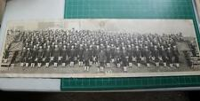 1919 Yard Long Photo US Navy Grand Lake Band Battalion  Expo Grant Park Chicago
