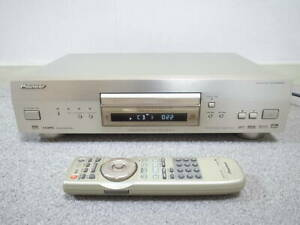 Pioneer DV-S969AVi  High end CD/SACD player Silver with a remote control AC100V